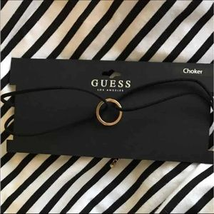 Guess Jewelry - Guess chocker necklace